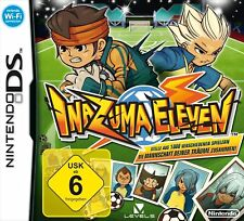 Nintendo DS Inazuma Eleven Sports Game Football Role Game 1000 Character Wi - Fi