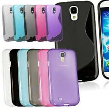 TPU Silicone Gel Skin Case Cover For Samsung Galaxy S4 Mini i9190 + Screen Guard