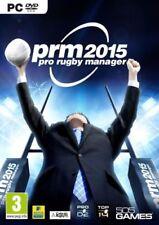 Videojuegos de deportes rugby PC