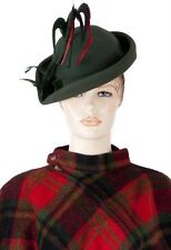 Felt 1940s Vintage Hats for Women