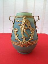 Straordinario vaso in pasta di vetro Sèvres L & F