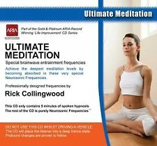 Hypnosis - Ultimate Meditation (CD) Rick Collingwood