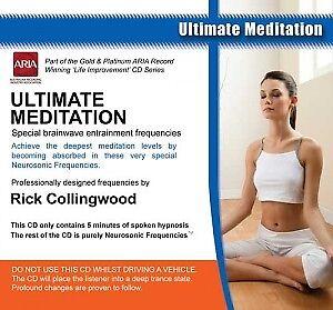 Hypnosis - Ultimate Meditation (CD) Rick Collingwood