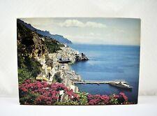 "Vintage Springbok Amalfi, Italy 350 Jigsaw Puzzle 13-1/2"" x 19"" Complete"