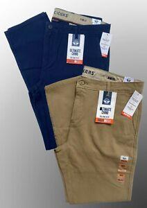 DOCKERS Men's Genuine Levi's Chino Pants Trousers SmartFlex Ultimate Fit BNWT