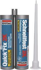 SOUDAL 2K-Zargenschnellschaum QUICK FIX 210 ml B2 beige ohne Einweghandschuhe