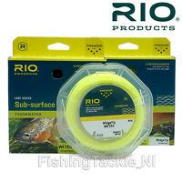 Rio Lake Series Sub-Surface Midge Tip Freshwater Fly Fishing line