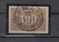 DA7857/ GERMANY REICH – MI # 222 c USED – CV 300 $