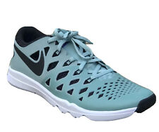 Nike Train Speed 4 FlyWire Trainer Shoes Mint Green Black White 843937 001 Men 9