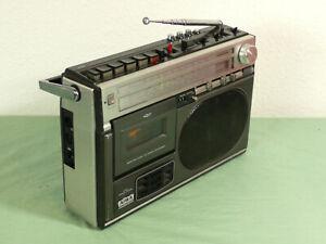 Radiorecorder AIWA (2), TPR-300A, gebraucht, ca. 1977 in der DDR verkauft