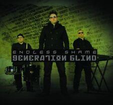 ENDLESS SHAME Generation Blind CD Digipack 2011