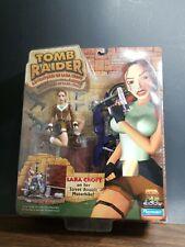 Tomb Raider Lara Croft on her street assault motorbike