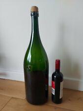 More details for empty champagne bottles