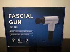 Fascial Gun KH-320 Muscle Massagers Fitness Vibration