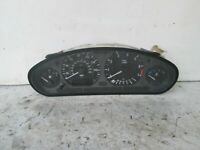 BMW E36 323 6 cylinder speedo instrument cluster working fits 320 323 328..
