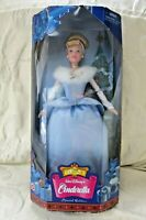 Walt Disney's Cinderella Doll Special Edition Series #22086 1999 Mattel Barbie