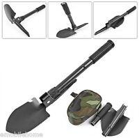 Trave Hiking Multi-Functional Military Folding Shovel Survival Spade Emergency