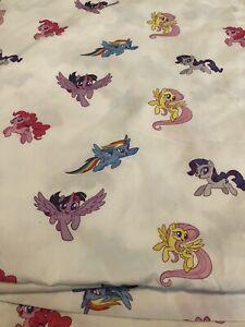 My Little Pony - Size Full - Single Flat Sheet Hasbro Movie Franco