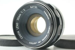 【Near Mint】 Canon 35mm f/2 Leica L39 LTM Screw Mount MF Lens from Japan #172