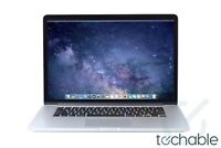 "Apple MacBook Pro 2015 15"" Retina 2.8GHz Core i7 1TB SSD 16GB RAM WARRANTY"