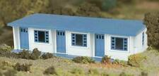 Bachmann 45616 O Scale Plasticville White & Blue Motel Building Kit HH