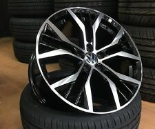 "19"" VW Golf GTD Santiago Style alloy wheels & 235/35/19 tyres"