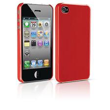 Philips Funda Rígida DLM1374 para el iPhone 4, 4S Rojo