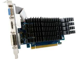 ASUS GeForce GT 610 GT600-SL-2GD3(C1310M) 2GB 64-Bit DDR3 Graphics Video Card