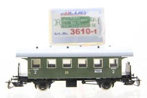TT TT-Club 3610-1 DR Personenwagen 2. Klasse coach +OVP/J21
