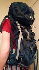 Osprey Aether 70L  Rucksack Backpack Hiking Bag Outdoors Dark Blue size medium