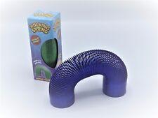 Magic Primavera alto efecto metálico juguete tradicional para niños colorido Diversión Slinky