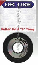 CD---    / DR. DRE--    NUTHIN' BUT A 'G' THANG - VERSIONS,
