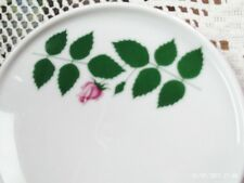 "Arzberg Germany Grand Prix Triennale Mailand Trivet 1 Pink Roses 5.5"" Wide"