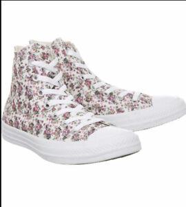Converse fiori a scarpe da ginnastica per donna | Acquisti Online ...