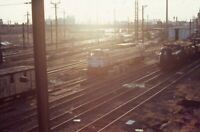 AMTRAK CONRAIL GG1 Railroad Locomotive Original 1976 Photo Slide