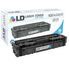 LD Compatible Replacement for HP CF401X/201X HY Cyan Laser Toner Cartridge