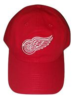NHL Detroit Red Wings Slouch Adjustable Cap Snapback Hat