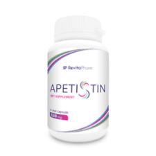 Apetistin 30caps -Appetite Blocks, ograniczenie łaknienia, reguluje apetyt 520mg