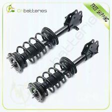 POSI QUIET Ceramic Pads TBP15365 REAR TOPBRAKES Drill Slot Brake Rotors