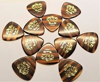 D/'Andrea Guitar Picks  12 Pack  Pro Plec  310 Shape Large Round Tip  1.50mm