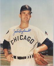 Chicago White Sox John Buzhardt Signed Autographed 8x10
