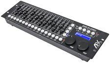 """AFX Light """"DMX512-PRO"""" 512 Kanal DMX Moving Head Controller m. Bewegungsmustern"""