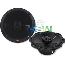 "NEW ROCKFORD FOSGATE® P1675 6-3/4"" 3-Way PUNCH Series CAR COAXIAL SPEAKERS 6.75"""