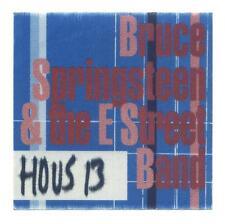 Bruce Springsteen & The E Street Band - Konzert-Satin-Pass - Sammlerstück