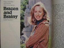1980 TV Guide (POLLY HOLLIDAY/TANYA  TUCKER/MORK & MINDY/DEREK JACOBI/GARY WELLS