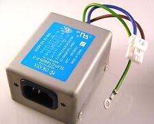 TV al Plasma Pioneer OKAYA sup-c14405-f-3 IEC Filtro Rumore di ingresso 250vac 5a om390