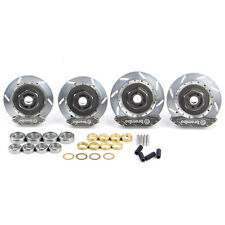 Alloy Metal Wheel Rim Brake Disc 00145S For HPI HSP 1:10 RC On Road Racing Car