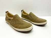 Taos Womens Heather Grey Dandy Stretch Slip On Sneakers Shoes Size 8 DND-13455