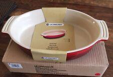Le Creuset Oval Dish - 28cm/1.8L CERISE