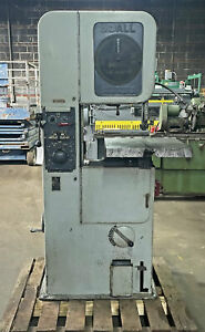 """DoAll 16"""" Vertical Contour Band Saw, Model M"""